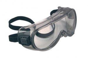 mrsa safety goggles