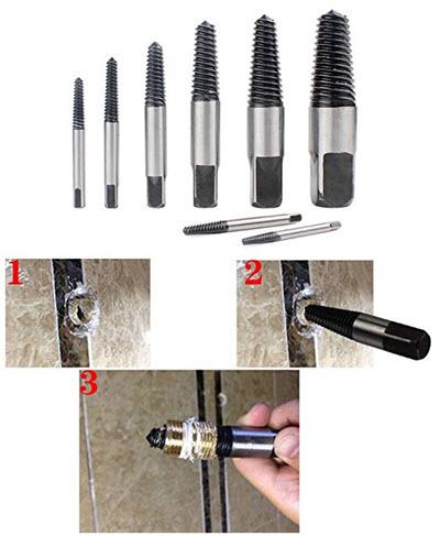 Nizzco screw extractors