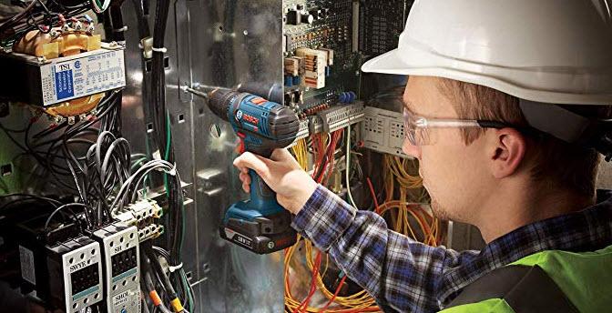 Bosch Power Tools Drill Driver Kit