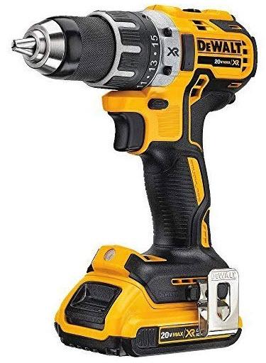 DEWALT 20V MAX Cordless Drill
