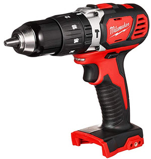 Milwaukee Cordless Compact Hammer Drill
