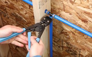 PEX Crimp vs Clamp